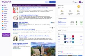 Tweets agora será destaque no feed de notícias do Yahoo.