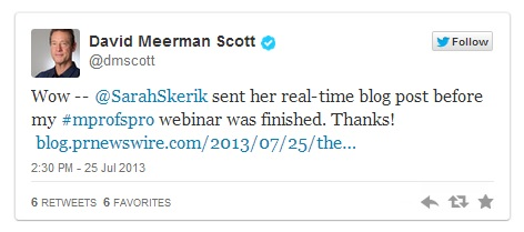 (2) The Really New Rules of PR & Marketing Beyond PR