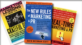 Vale a pena ler do autor David Meerman Scott