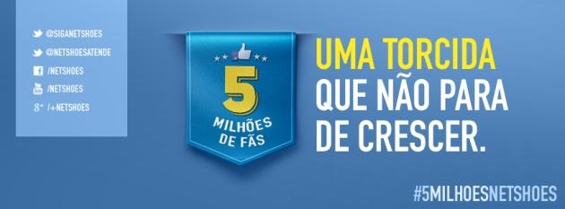 Netshoes_5milhões_fanpage