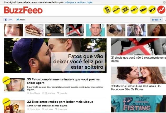 BuzzFeed_Português