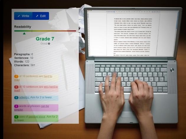 Hemingway_editor de texto