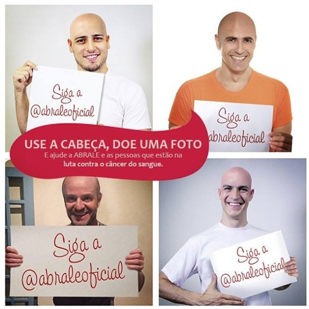 Combate ao Câncer e Apoio a Amamentação une Celebridades