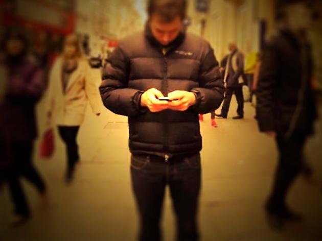 Alone_Smartphone