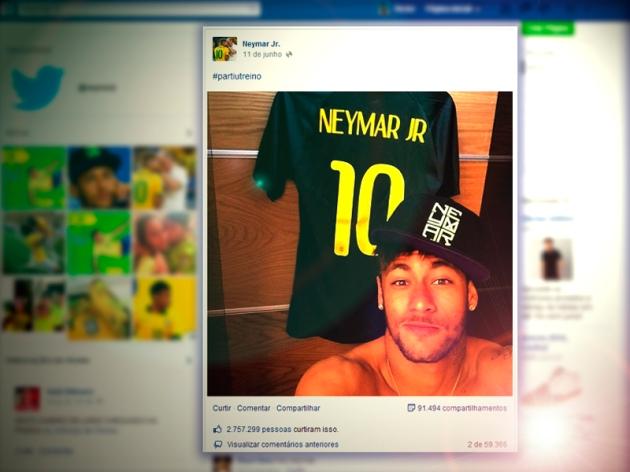 A melhor Copa de todos os tempos? /ou/ Impactos da Copa nas redes sociais.