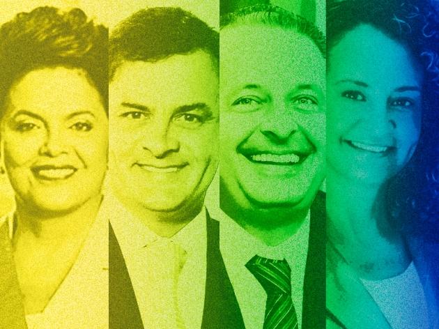 Eleição Presidente Brasil 2014