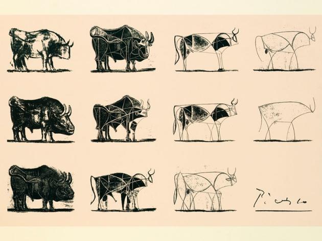 El toro Picasso