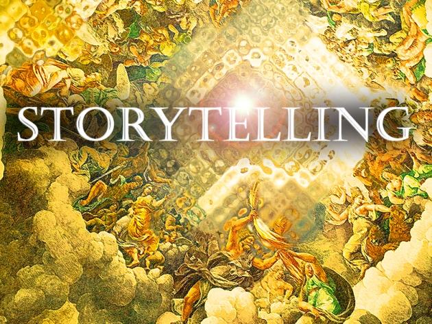 Andar na Linha entre Divulgação e Storytelling