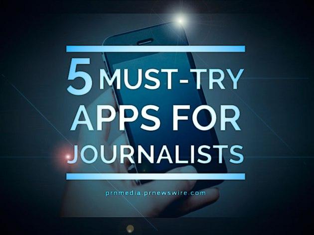 5 Apps que Todo Jornalista deveria Baixar Agora