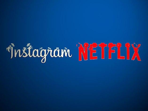 Instagram e a Netflix no Combate ao Fake