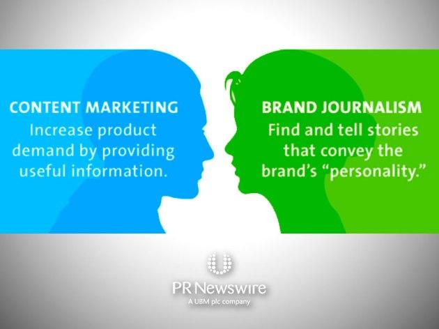 Qual a Diferença entre Content Marketing e Brand Jornalismo?