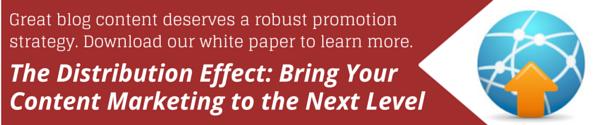 O Efeito Distribuição: Traga o seu conteúdo de marketing para o Próximo Nível