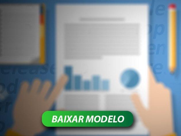 Modelo e Dicas de Como Escrever um Press Release