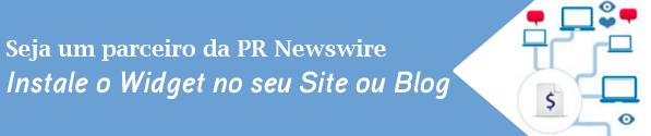 Você tem Site ou Blog? Seja um Parceiro da PR Newswire