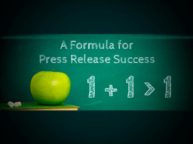 A Fórmula para um Press Release de Sucesso