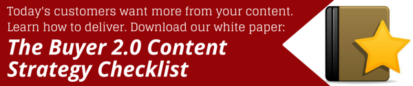 whitepaper The Buyer 2.0 Content Strategy Checklist