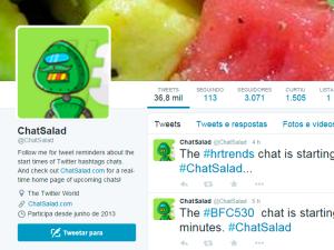 Chat Salad