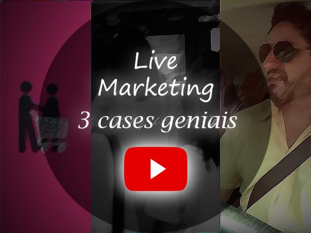 Live Marketing - Inovação em Tempo Real.