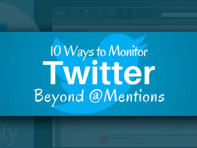 """Por que"" e ""O que"" Monitorar no Twitter"