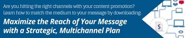Como Aumentar a Promoção de Conteúdo Multicanal
