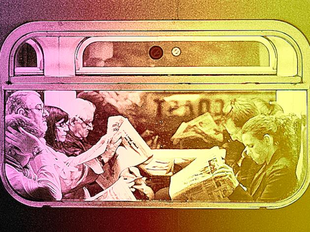 Jornalismo – O Melhor e o Pior de 2015