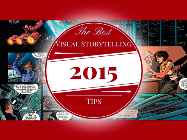 As Melhores Dicas de Visual Storytelling de 2015