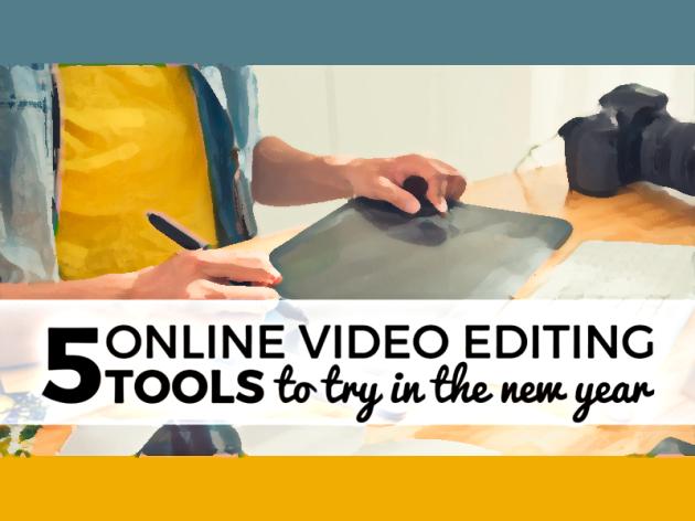 5 Ferramentas de Edição de Vídeos On-line para 2016