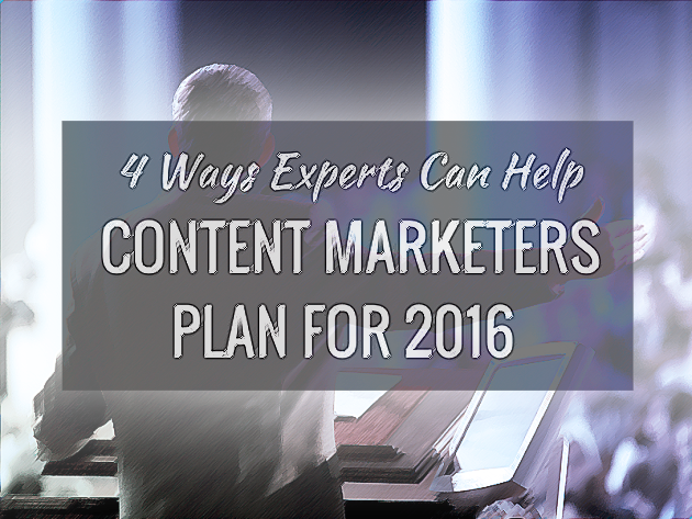 Content Marketing 2016