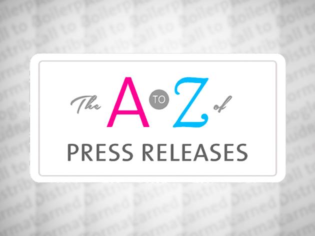 Dicas de Press Release – Infográfico de A a Z