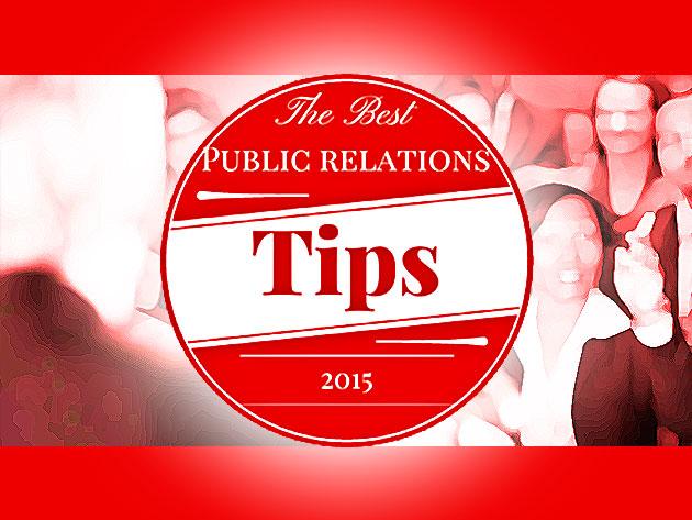 As Melhores Dicas para Relações Públicas