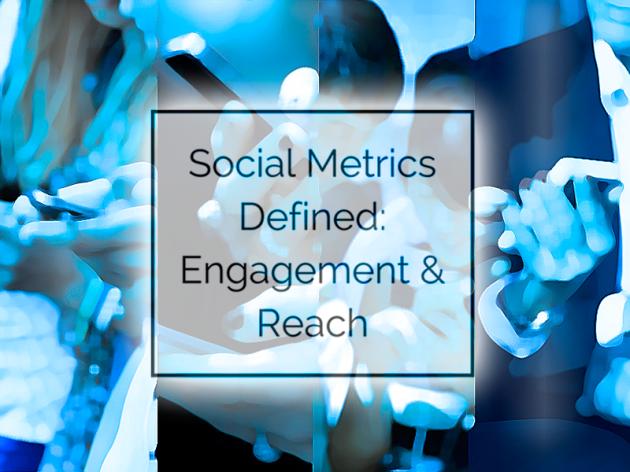 Métricas Mídia Social: Engajamento & Alcance
