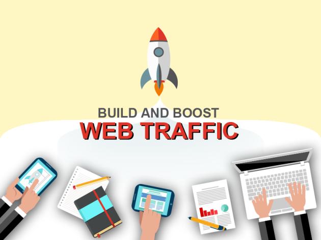 Como Construir e Aumentar o Tráfego para Sites