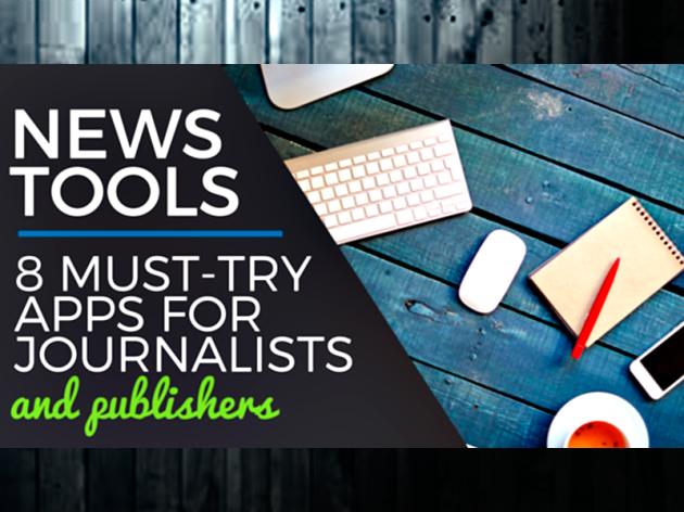 8 Ferramentas e Apps Imperdíveis para Jornalistas