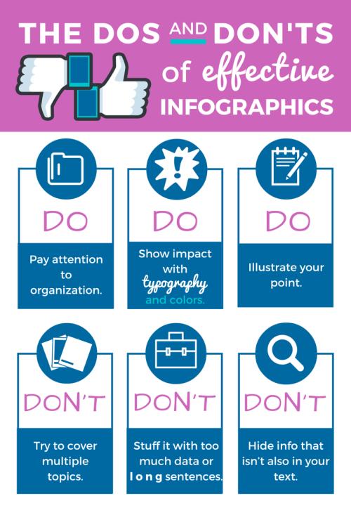 6 Dicas para Criar Infográficos Incríveis para suas Histórias