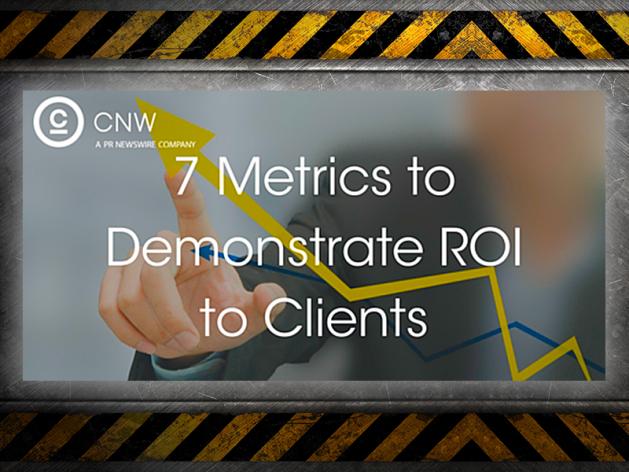 7 Métricas Importantes para Demonstrar o ROI para Clientes