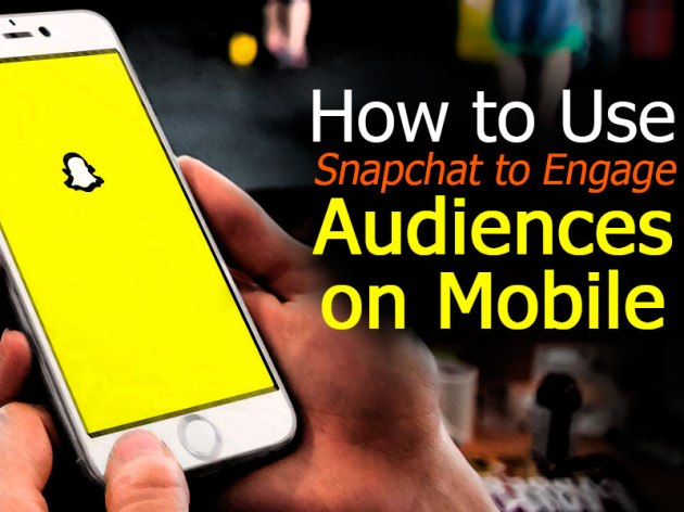 Snapchat para Jornalistas – Guia para Engajar Novos Públicos