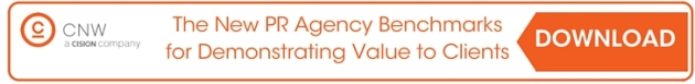 The New PR Agency Benchmarks for Demonstrating Value to Clients