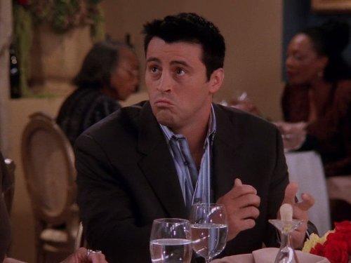 "Joey – ""O Confuso"""