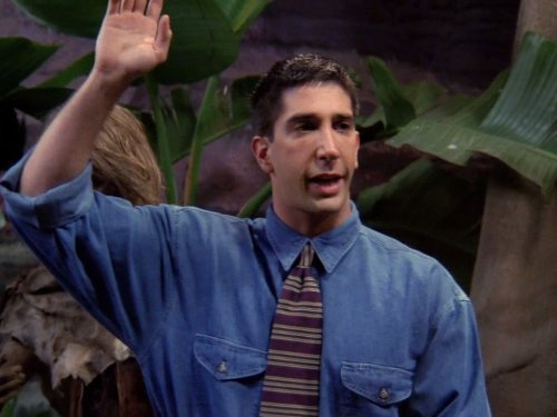 """Ross – """"O sabe tudo"""""""
